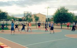 9 Chakales,  ganadores XXVI Torneo Verano Basket