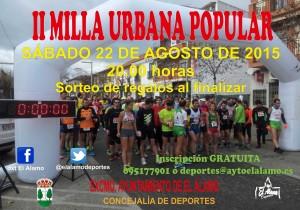 II Milla Urbana Popular