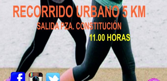 I Marcha Solidaria Mujer