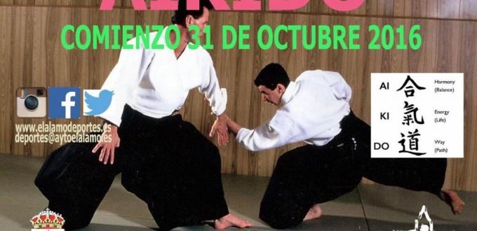Comienzo aikido